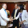 香港富诚环球金融集团访问泰国统促会