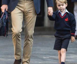 英国王室被盯上了?英一男子图谋袭击乔治王子被捕
