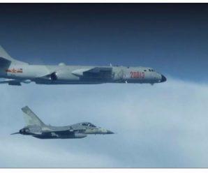 """""""台湾飞机,我是中国人民解放军,请立即离开,否则后果自负"""""""