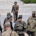 韩媒:一名朝鲜士兵乘船叛逃韩国 未发生冲突