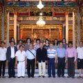 泰国王氏宗亲总会举行年度祭祖大典