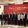泰国统促会王志民会长参观仙游工艺博览城和三福艺术馆