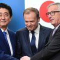 欧盟日本完成自贸协议谈判 将打造最大开放经济区