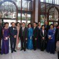 泰国统促会王志民会长及夫人王林怡珠女士出席友人之子婚礼