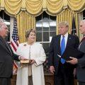 换人传闻意在羞辱蒂勒森?美媒称白宫明年或要大洗牌