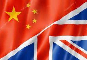 英国财相组团前往中国 希望加强贸易关系