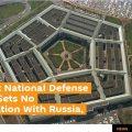 美国军方:美国与中俄之间存在竞争 但无意与之对抗