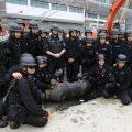 香港警方成功拆除市中心炸弹 系战时遗留重454公斤