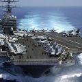 """美韩年度""""关键决断""""军演或于4月底举行 核航母可能不参加"""