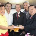 泰国王氏宗亲总会举行第26届第12次会议
