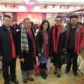 泰国统促会王志民会长应邀出席吉林侨商会2018迎新晚会