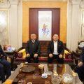 深圳市政府举行统一战线各界代表人士迎春茶话会