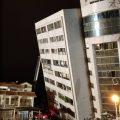 台湾地震失联人数达173人 倾斜大楼又发生火灾搜救困难