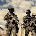 俄罗斯特种兵的外形够酷 在叙利亚如战神般存在