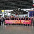 泰国广东商会经贸投资访问代表团出发访问汕头