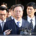 韩国亲信干政事件涉案人禹柄宇获刑2年半