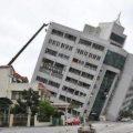 花莲地震大楼坍塌14人被活埋 建筑商涉嫌偷工减料被羁押