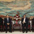 山西省政府代表团访问泰国潮州会馆