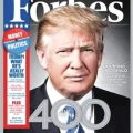 当总统一年身家缩水4亿 特朗普福布斯富豪榜狂跌222名