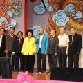 普宁坵塘王氏族亲会举行年度祭祖联欢会
