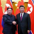 中国处于半岛外交中心:国际媒体积极评价中朝领导人会谈