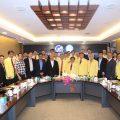 中国-东盟商务协会总会到访泰国统促会