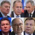 """25位最富有的俄罗斯富翁被列入""""普京名单"""""""