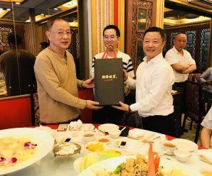 习水企业家商会拜会泰国统促会王志民会长