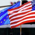 人民日报:关税威胁加剧欧美大西洋裂痕