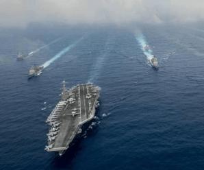 美智库又出耸人听闻报告:应允许美舰进驻西澳对付中国