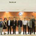 广东企业家到访泰国统促会拜会王志民会长