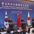 日本盼望下月举办中日韩首脑会 期待进一步改善对华关系