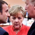 英法德外长发布联合声明:无论美国如何 欧盟将维持伊核协议
