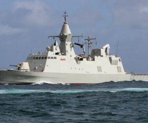 阿联酋损失惨重:价值30亿的土豪战舰被击沉