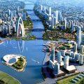 北京城市副中心控规草案征意见 蓝绿交织为底色