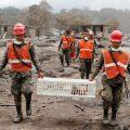 危地马拉火山喷发已致109人死亡 搜寻工作暂停