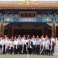 亚洲统促会访问团参观中国藏语系高级佛学院