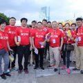 泰国统促会助威中泰男子足球友谊赛