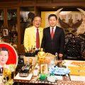 中国驻泰国大使吕健阁下莅临泰国统促会并指导我会工作