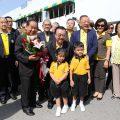 泰国潮州会馆暨九属会馆首长参访合艾