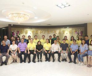 泰国统促会及爱心志愿者团队举行7.5普吉游船倾覆事件救援总结会