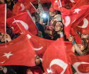 土耳其结束国家紧急状态 自两年前粉碎政变后已7次延期