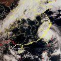 """强台风""""玛莉亚""""在福建连江登陆 中心附近最大风力达14级"""