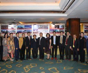 中国驻泰大使馆举行八一建军节庆祝活动