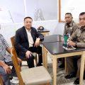 """吴炳林执行会长赴普吉慰问伤员并对""""志愿者被抓""""一事辟谣"""