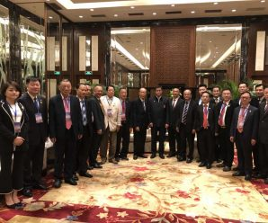 泰国广东商会经贸投资访问代表团拜访深圳市政府