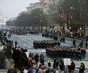 """特朗普""""阅兵梦""""又遇坎坷 美国防部宣布阅兵式延期"""