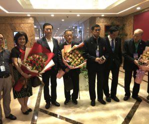 泰国广东商会经贸投资访问代表团抵达深圳