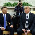 波兰邀请美国永久驻军防范俄罗斯 特朗普:正考虑