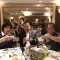 泰国统促会王志民会长宴请山西省人大副主任李悦娥一行